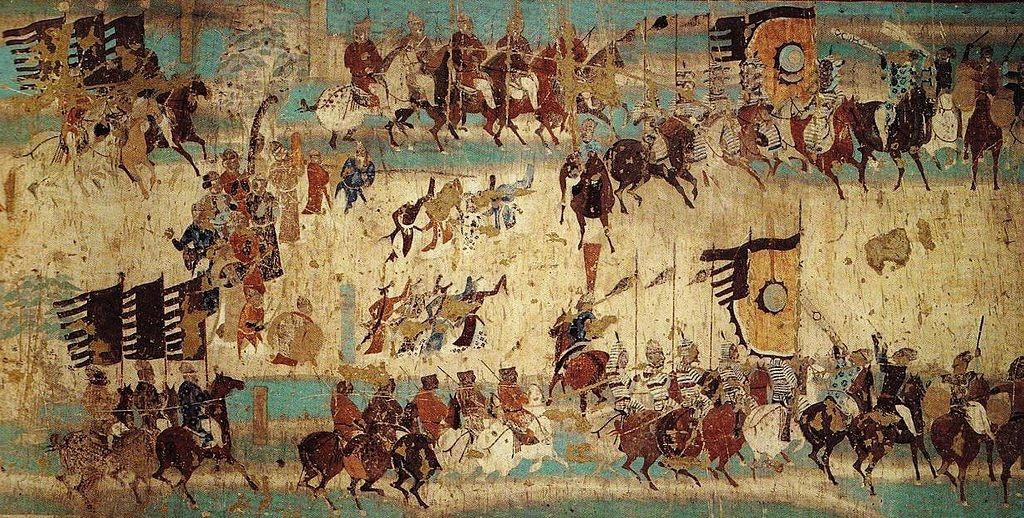 Mongol army